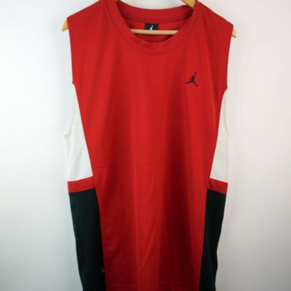 312f276f7cf6a9 Jordan Other - Nike Air Jordan Sleeveless Shirt Men s Large